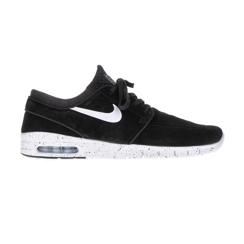 NIKE - Ανδρικά παπούτσια skateboarding ΝΙΚΕ STEFAN JANOSKI MAX L μαύρα ανδρικά παπούτσια αθλητικά