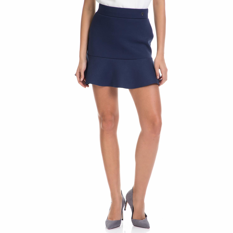 GUESS – Γυναικεία φούστα JAMAINA GUESS μπλε