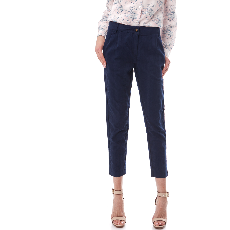 MAISON SCOTCH - Γυναικείο παντελόνι Maison Scotch μπλε γυναικεία ρούχα παντελόνια