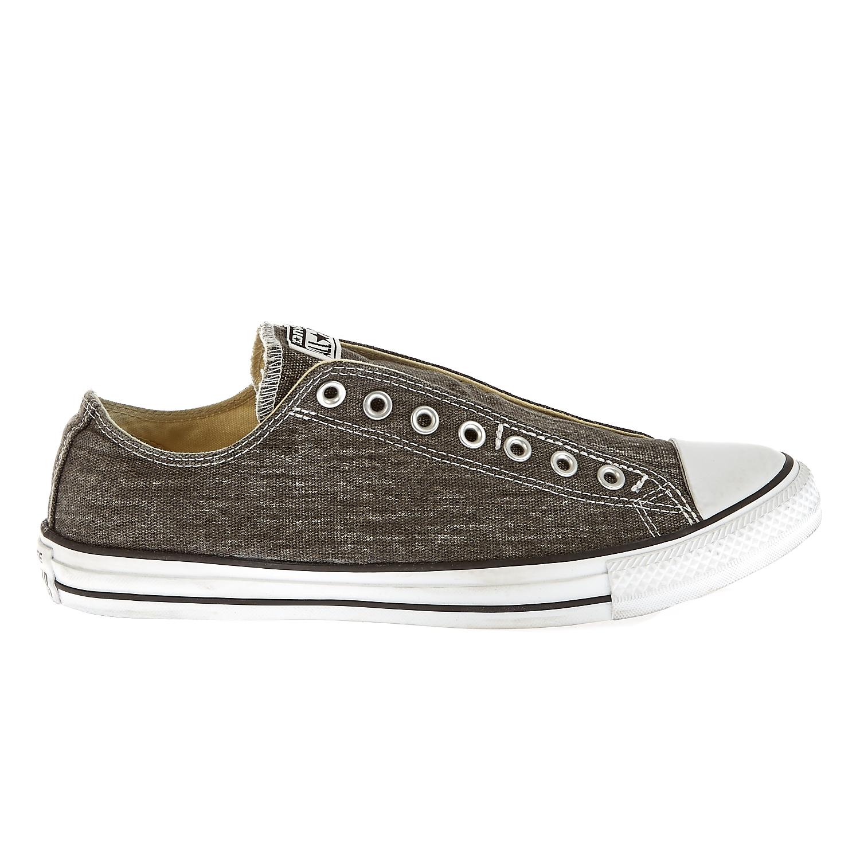 CONVERSE - Unisex παπούτσια Chuck Taylor μαύρα-γκρι γυναικεία παπούτσια sneakers
