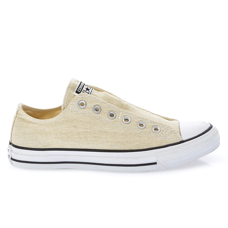 CONVERSE - Unisex παπούτσια Chuck Taylor μπεζ γυναικεία παπούτσια sneakers