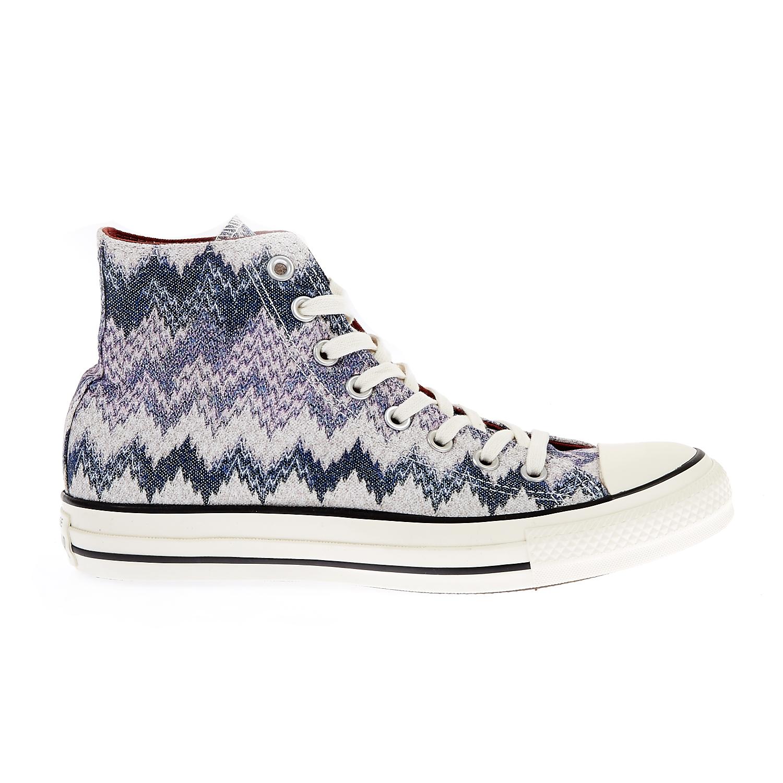 CONVERSE – Γυναικεία παπούτσια Chuck Taylor All Star εκρού-γκρι