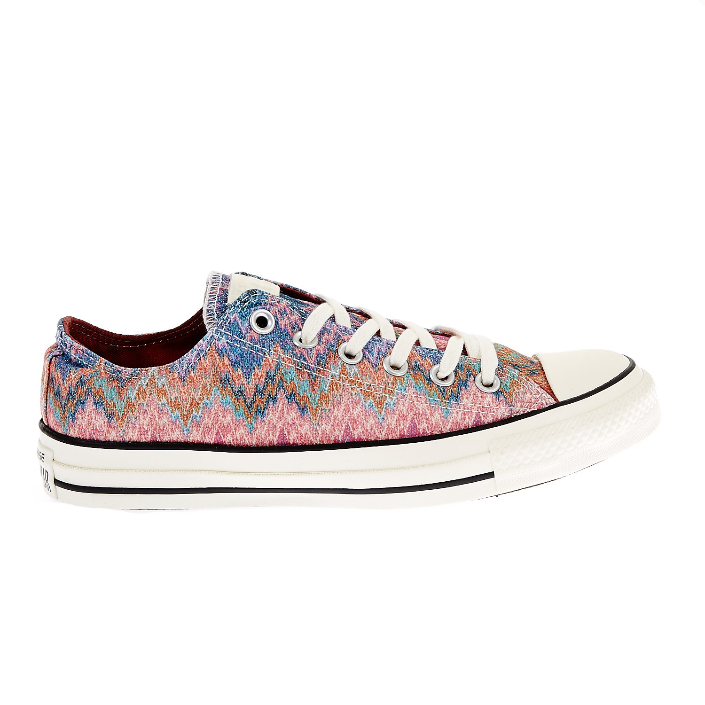 CONVERSE – Γυναικεία παπούτσια Chuck Taylor All Star ροζ-μπλε
