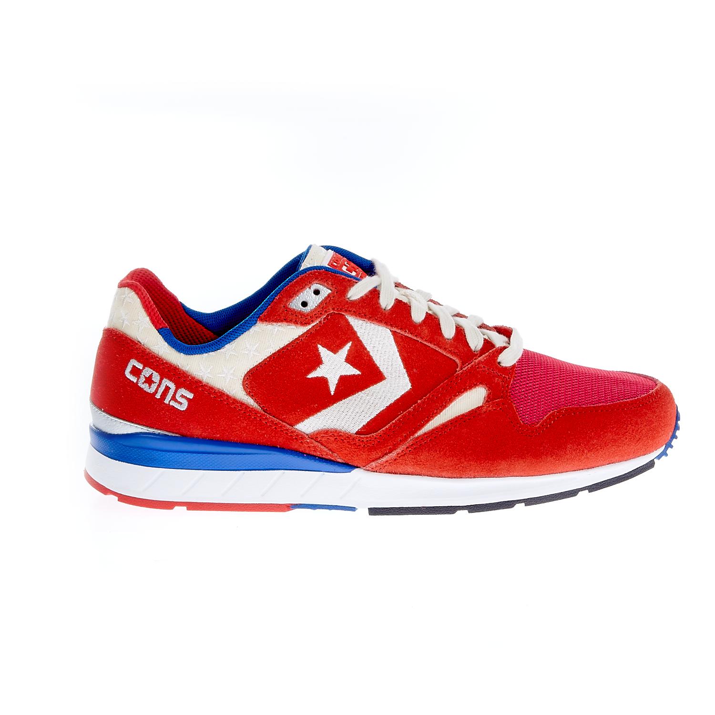 CONVERSE - Ανδρικά παπούτσια Wave Racer κόκκινα ανδρικά παπούτσια sneakers
