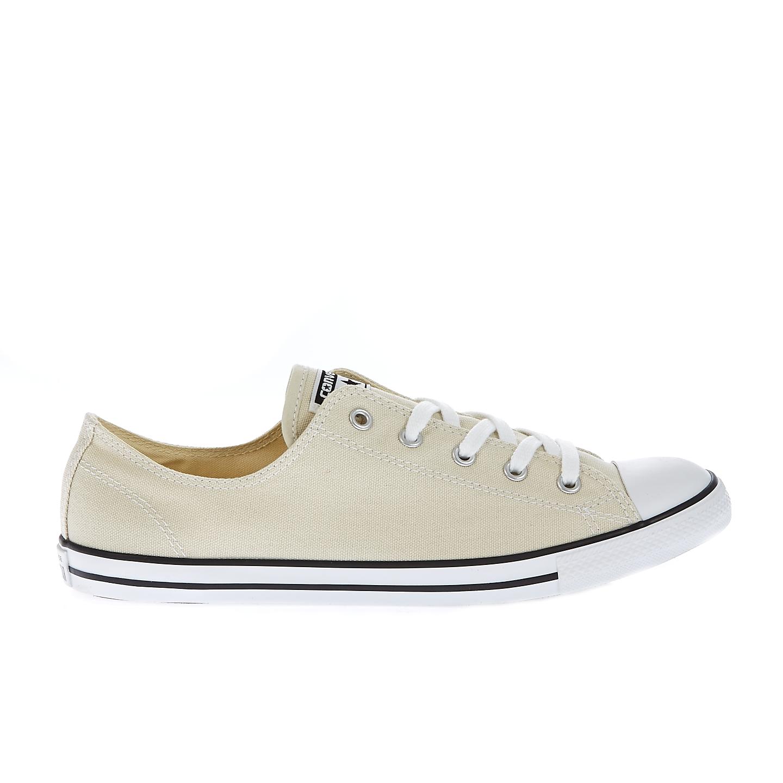 CONVERSE – Γυναικεία παπούτσια Chuck Taylor μπεζ