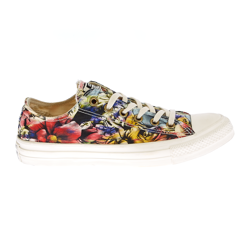 CONVERSE – Γυναικεία παπούτσια Chuck Taylor ροζ-μπλε