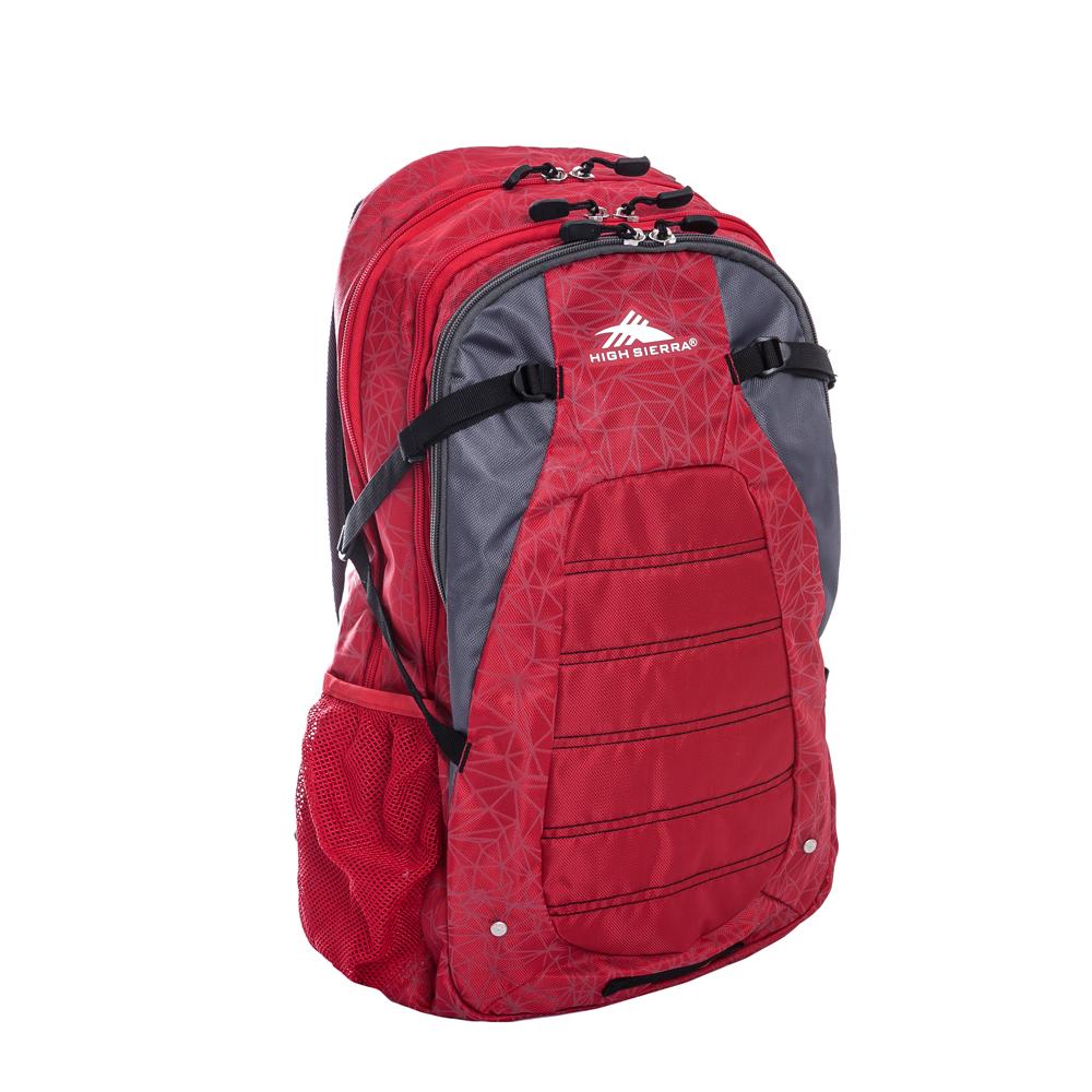 HIGH SIERRA – Σακίδιο πλάτης High Sierra Zaino Casual κόκκινο 1359916.0-0000