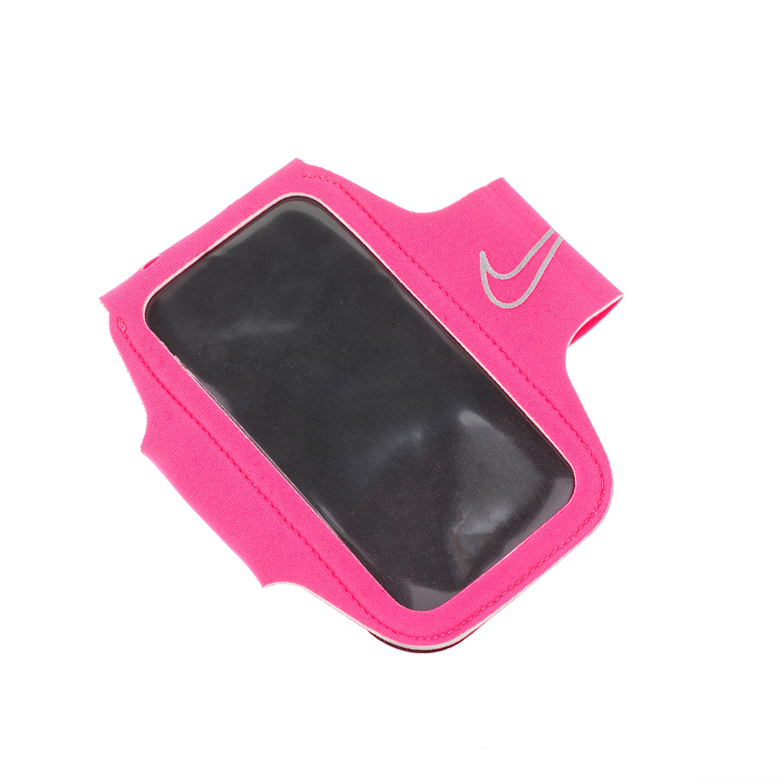 NIKE ACCESSORIES - Περιβραχιόνιο για τρέξιμο NIKE LIGHTWEIGHT ARM BAND 2.0 ροζ γυναικεία αξεσουάρ αθλητικά είδη εξοπλισμός