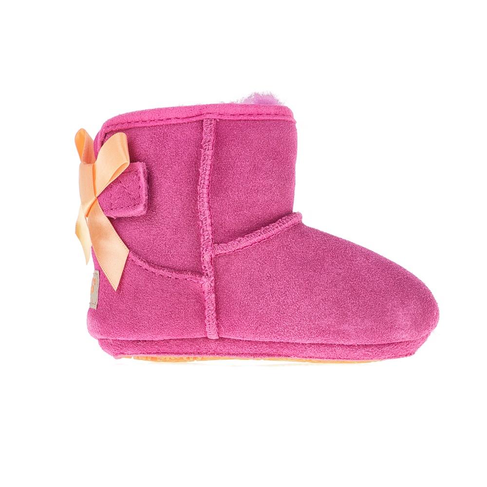 UGG AUSTRALIA – Βρεφικά μποτάκια JESSE BOW UGG AUSTRALIA ροζ