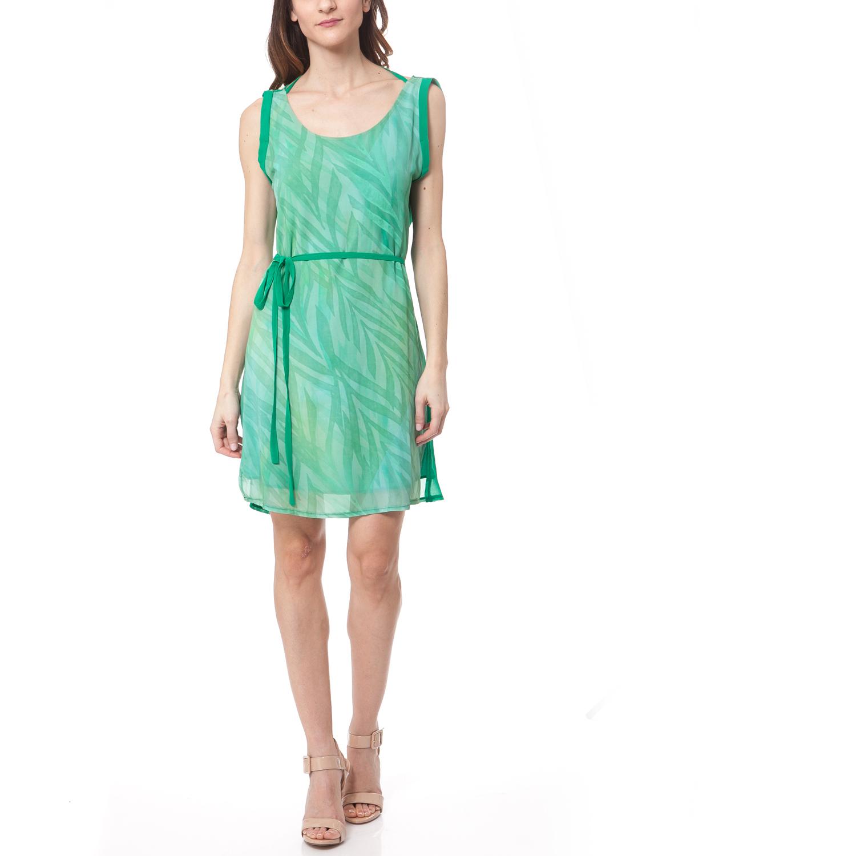 GAS - Γυναικείο φόρεμα Gas πράσινο γυναικεία ρούχα φορέματα μίνι