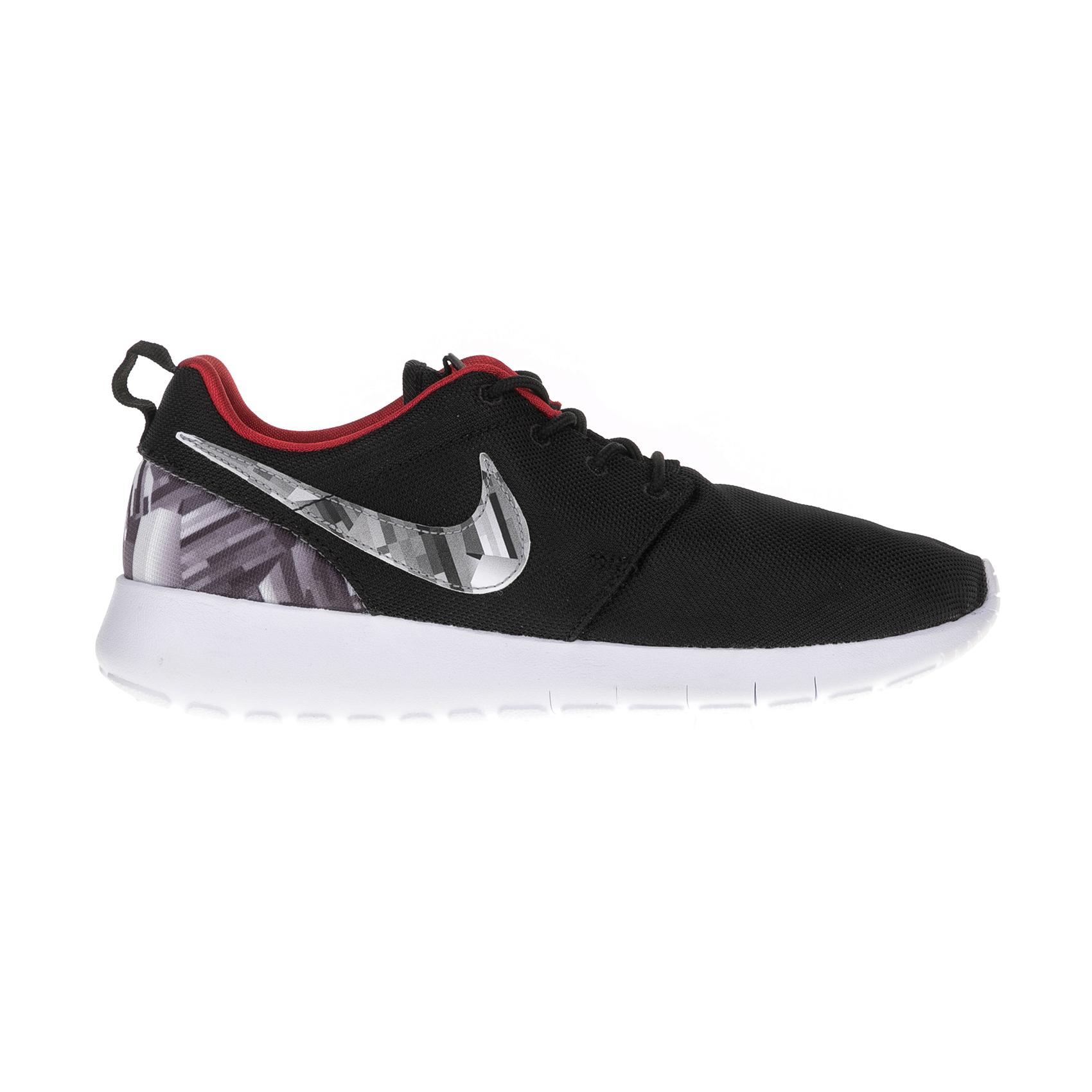 NIKE – Παιδικά αθλητικά παπούτσια Nike ROSHE ONE PRINT (GS) μαύρα