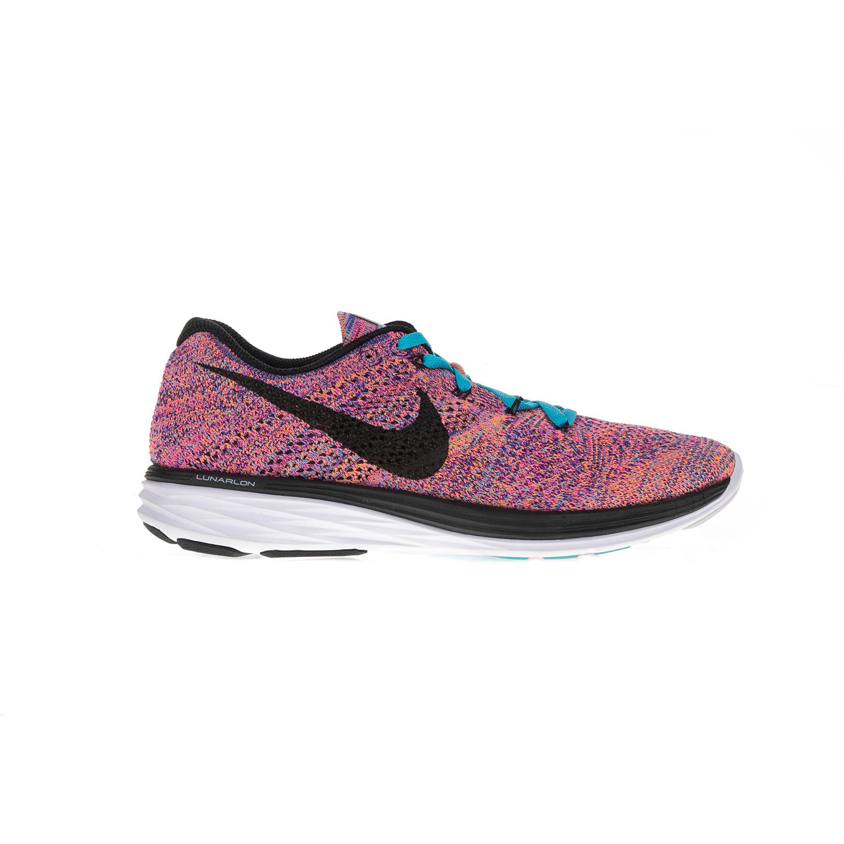 NIKE - Γυναικεία παπούτσια NIKE FLYKNIT LUNAR3 μοβ