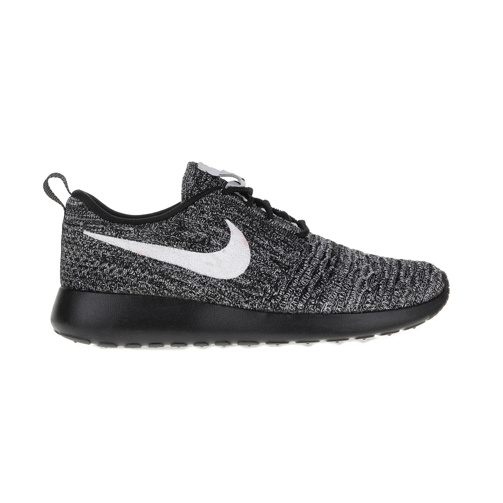 NIKE - Γυναικεία αθλητικά παπούτσια Nike ROSHE ONE FLYKNIT μαύρα γυναικεία παπούτσια αθλητικά running