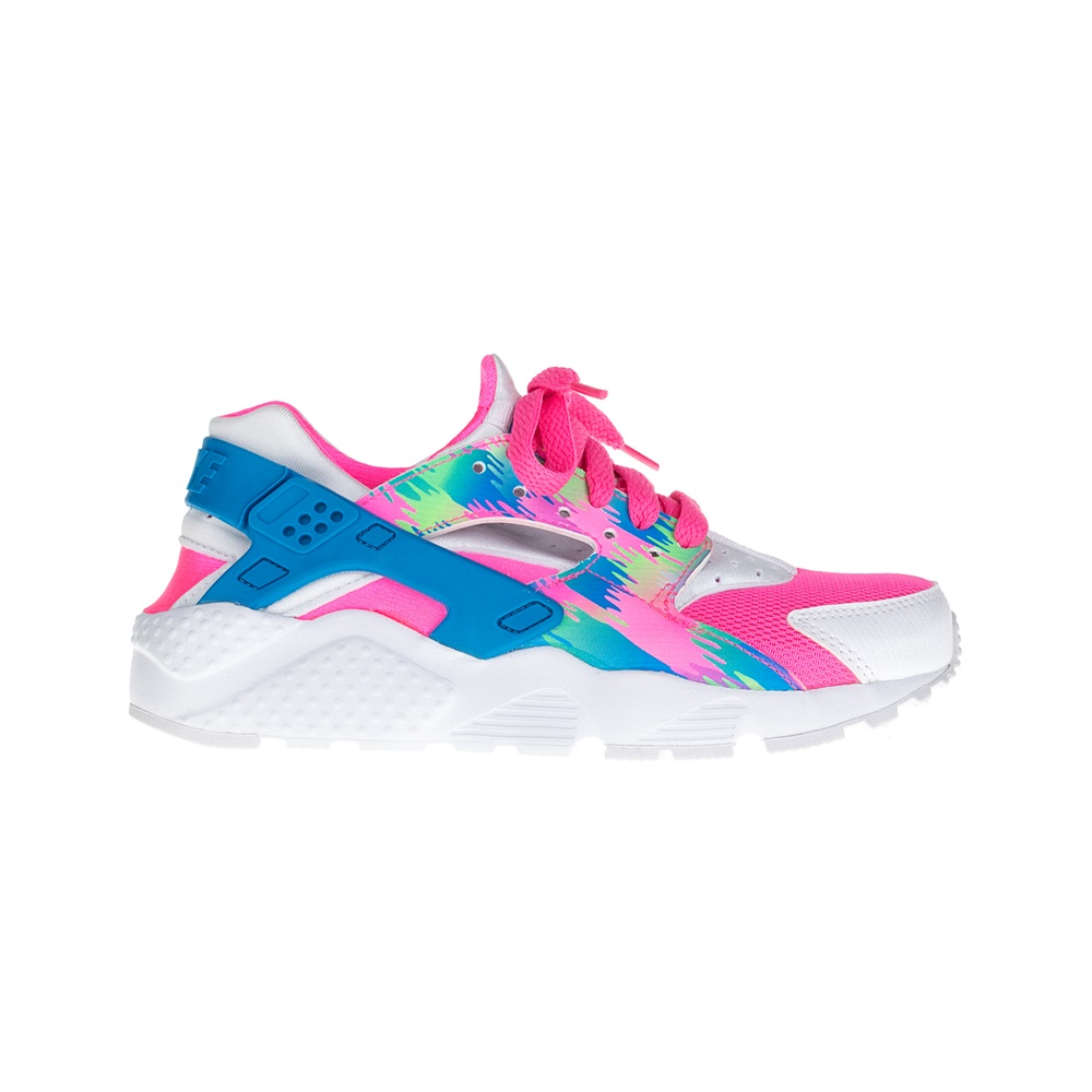 NIKE – Παιδικά παπούτσια NIKE HUARACHE RUN PRINT (GS) πολύχρωμα