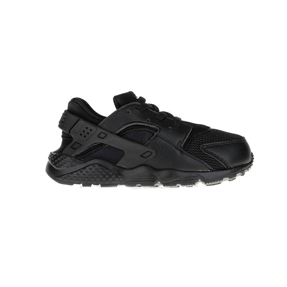 NIKE – Βρεφικά παπούτσια HUARACHE RUN NIKE μαύρα