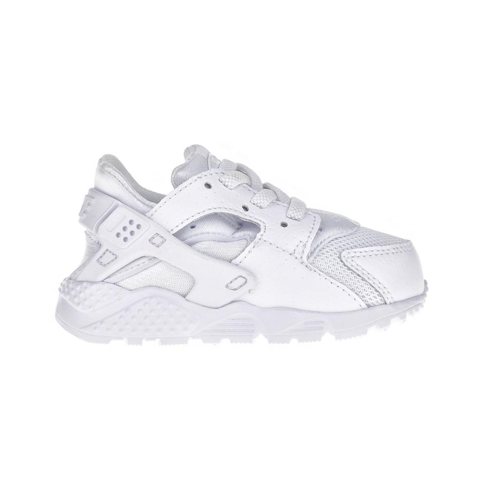 NIKE – Βρεφικά παπούτσια NIKE HUARACHE RUN λευκά