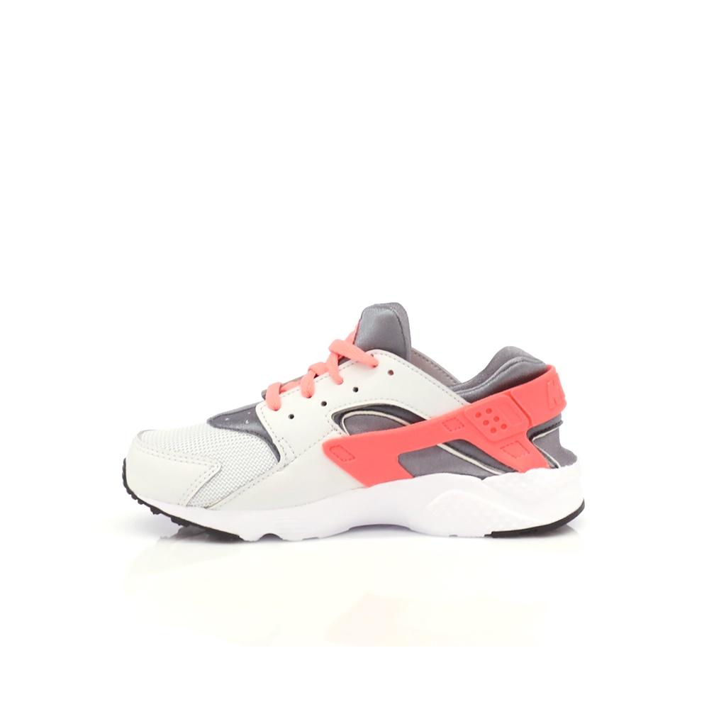 NIKE – Αθλητικά παιδικά παπούτσια NIKE HUARACHE RUN (GS) λευκά
