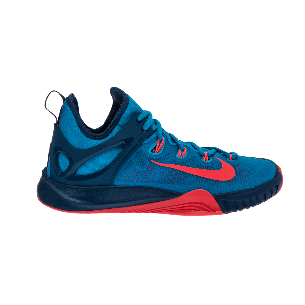 NIKE - Ανδρικά παπούτσια NIKE ZOOM HYPERREV 2015 μπλε ανδρικά παπούτσια αθλητικά basketball