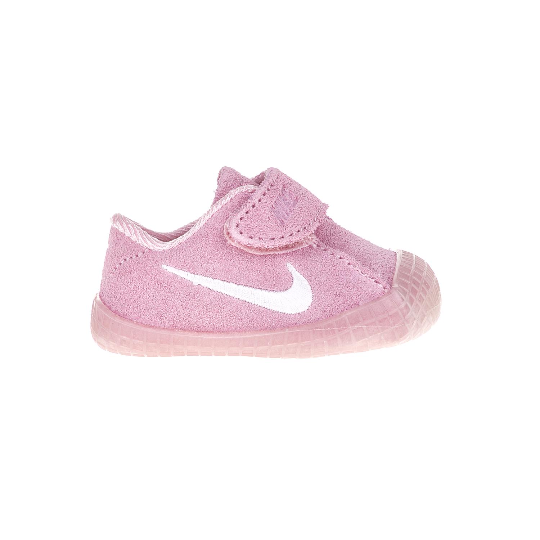 NIKE - Βρεφικά παπούτσια NIKE WAFFLE 1 ροζ