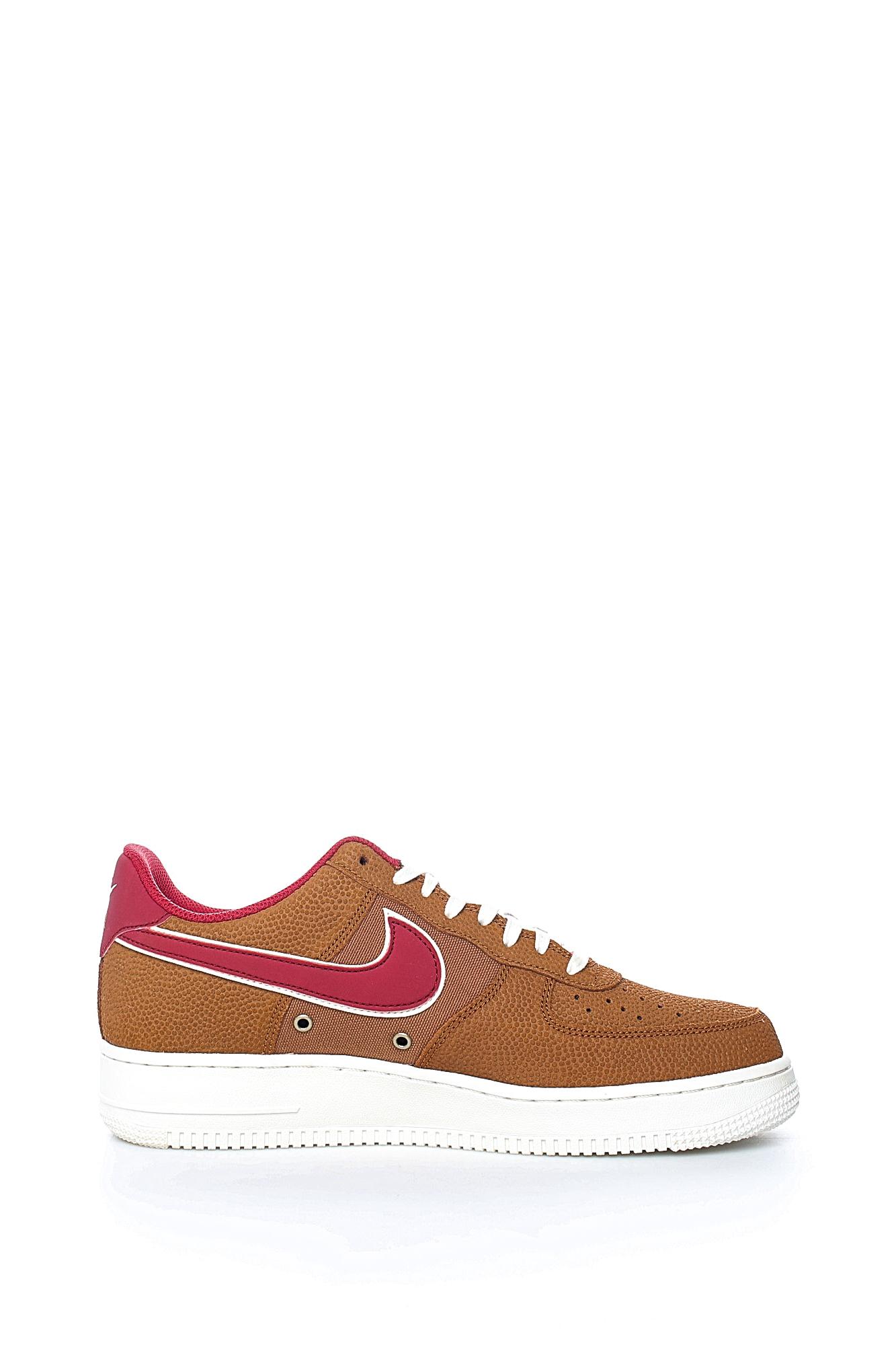 NIKE – Ανδρικά παπούτσια NIKE AIR FORCE 1 '07 LV8 καφέ