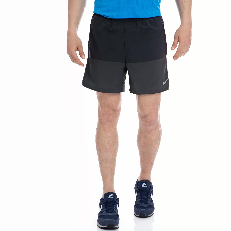 NIKE - Αντρικό σορτς NIKE μαύρο ανδρικά ρούχα σορτς βερμούδες αθλητικά