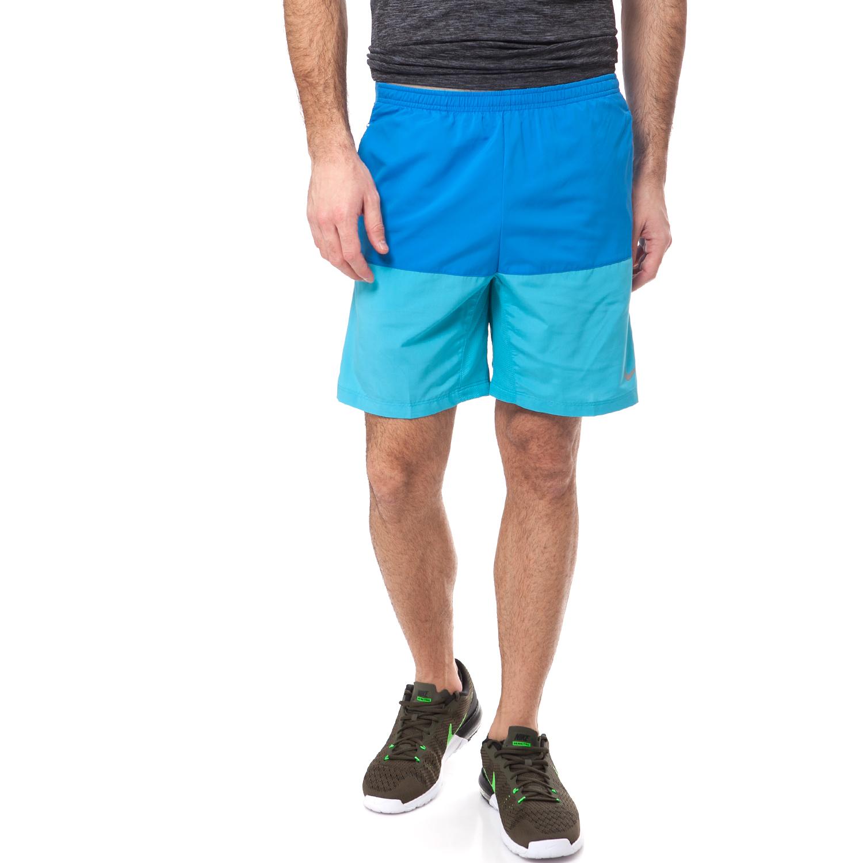 """NIKE - Ανδρική βερμούδα Nike 7"""" DISTANCE μπλε ανδρικά ρούχα σορτς βερμούδες αθλητικά"""