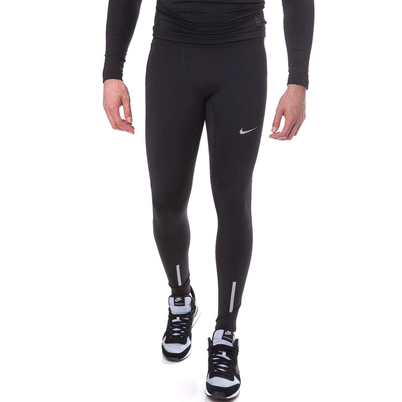 NIKE - Ανδρικό κολάν NIKE μαύρο ανδρικά ρούχα αθλητικά κολάν