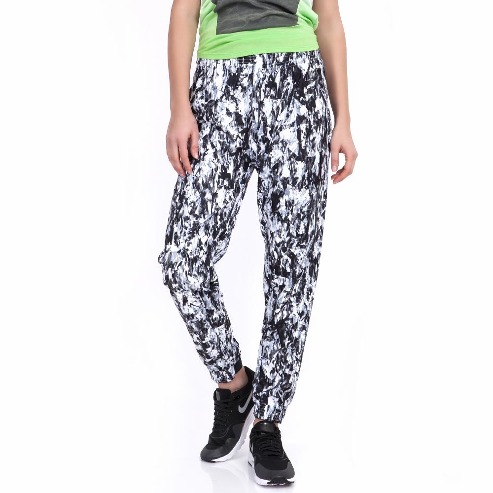 NIKE - Γυναικεία φόρμα Nike λευκή-μαύρη γυναικεία ρούχα αθλητικά φόρμες