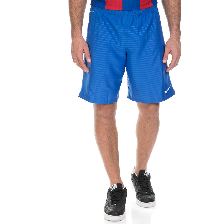 NIKE - Ανδρική αθλητική βερμούδα ΝΙΚΕ MAX GRAPHIC WVN SHORT NB μπλε ανδρικά ρούχα σορτς βερμούδες αθλητικά