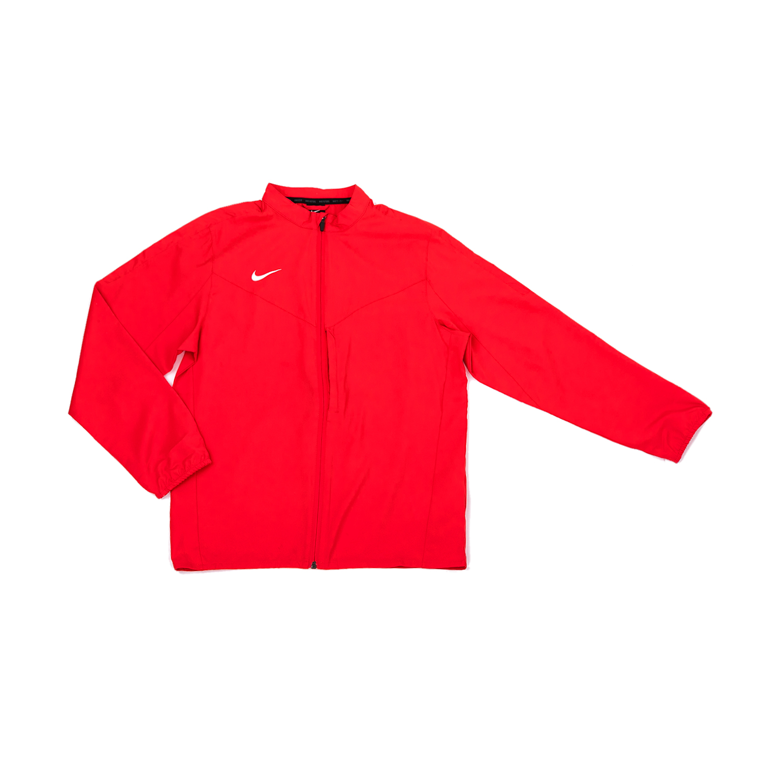 NIKE - Παιδική ζακέτα TEAM PERFORMANCE SHIELD κόκκινη new year starts with special offers only for today