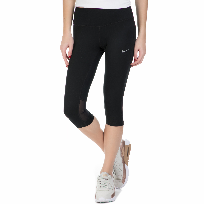 NIKE - Γυναικείο κολάν NIKE DF EPIC RUN μαύρο γυναικεία ρούχα αθλητικά κολάν