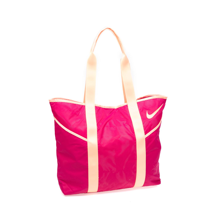 NIKE - Γυναικεία τσάντα ώμου NIKE AZEDA TOTE ροζ-φούξια