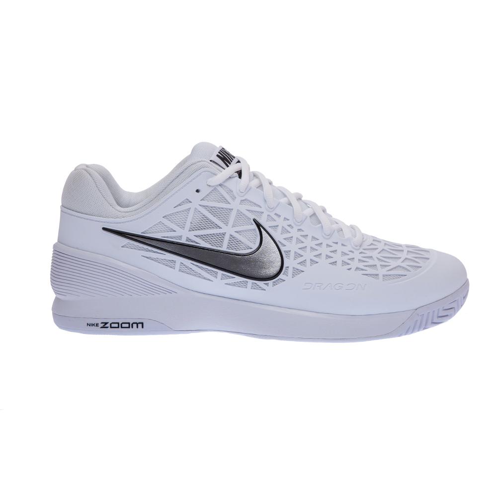 NIKE - Ανδρικά παπούτσια NIKE ZOOM CAGE 2 λευκά ανδρικά παπούτσια αθλητικά
