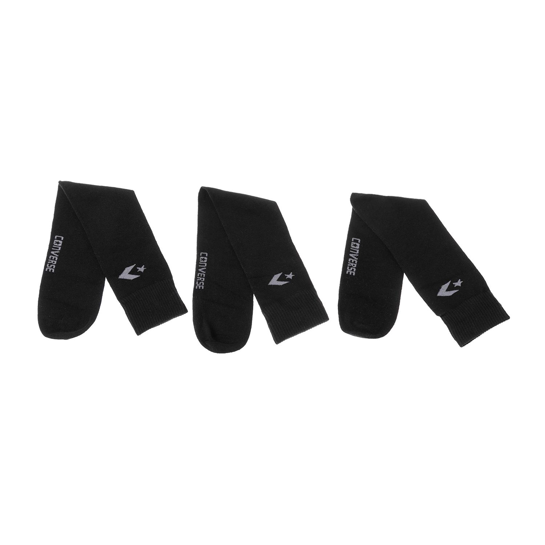 CONVERSE – Αντρικό σετ κάλτσες CONVERSE μαύρες