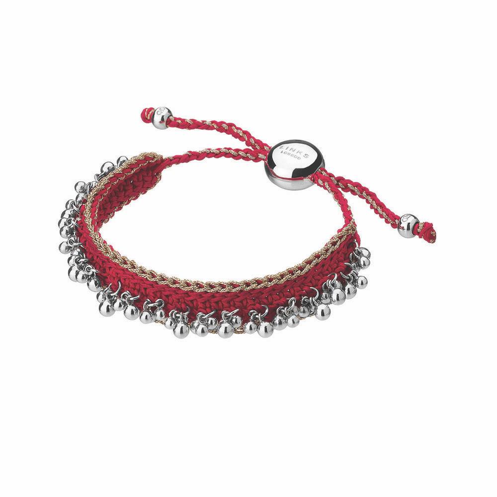 LINKS OF LONDON – Ασημένιο βραχιόλι Woven Bracelet Effervescence