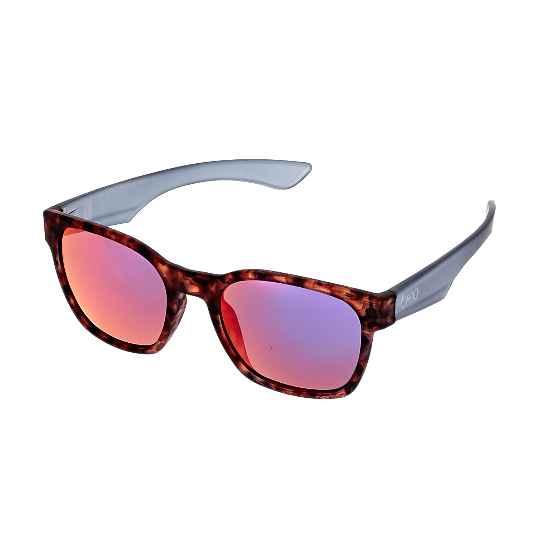 BREO - Γυαλιά ηλίου SUNDOWN MIRROR καφέ γυναικεία αξεσουάρ γυαλιά ηλίου
