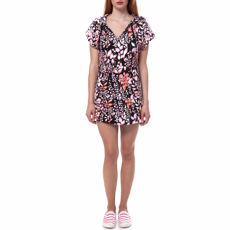 JUICY COUTURE - Γυναικείο φόρεμα Juicy Couture μαύρο γυναικεία ρούχα φορέματα μίνι