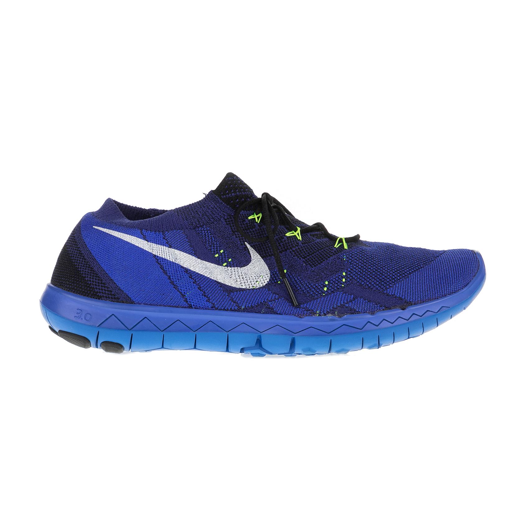 NIKE – Ανδρικά αθλητικά παπούτσια Nike FREE 3.0 FLYKNIT μπλε