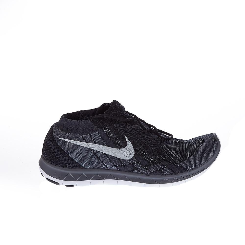 NIKE – Γυναικεία παπούτσια NIKE FREE 3.0 FLYKNIT μαύρα