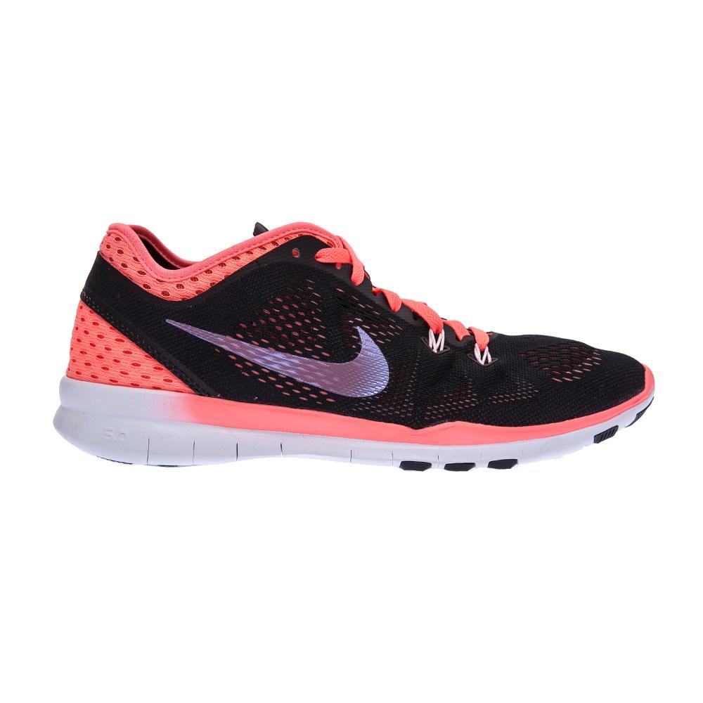 NIKE - Γυναικεία παπούτσια NIKE FREE 5.0 TR FIT 5 μαύρα γυναικεία παπούτσια αθλητικά training