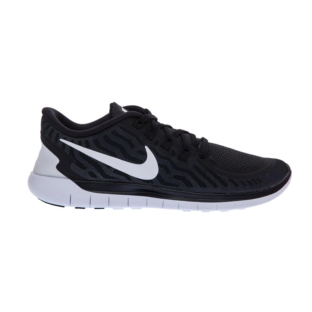 NIKE – Ανδρικά παπούτσια NIKE FREE 5.0 μαύρα