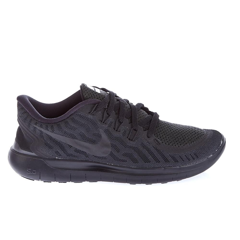 NIKE – Γυναικεία παπούτσια NIKE FREE 5.0 μαύρα