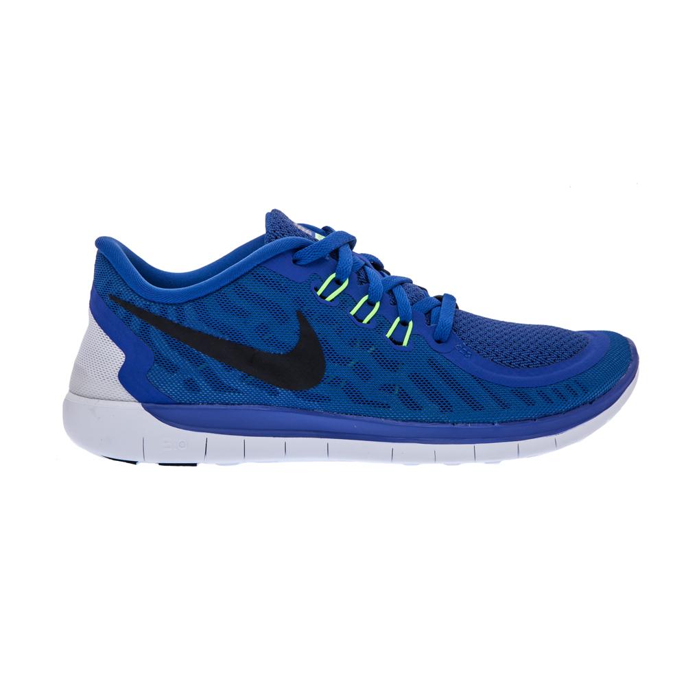 NIKE – Παιδικά παπούτσια NIKE FREE 5.0 μπλε