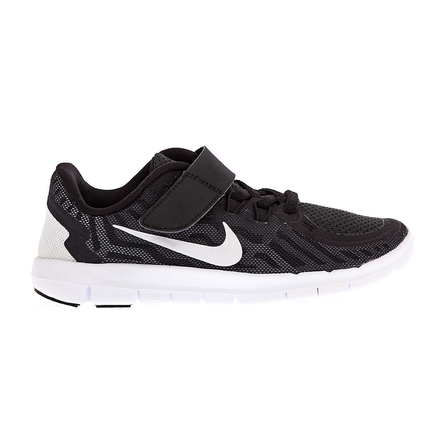 017dcc6dc6d NIKE - Παιδικά αθλητικά παπούτσια NIKE FREE 5.0 μαύρα