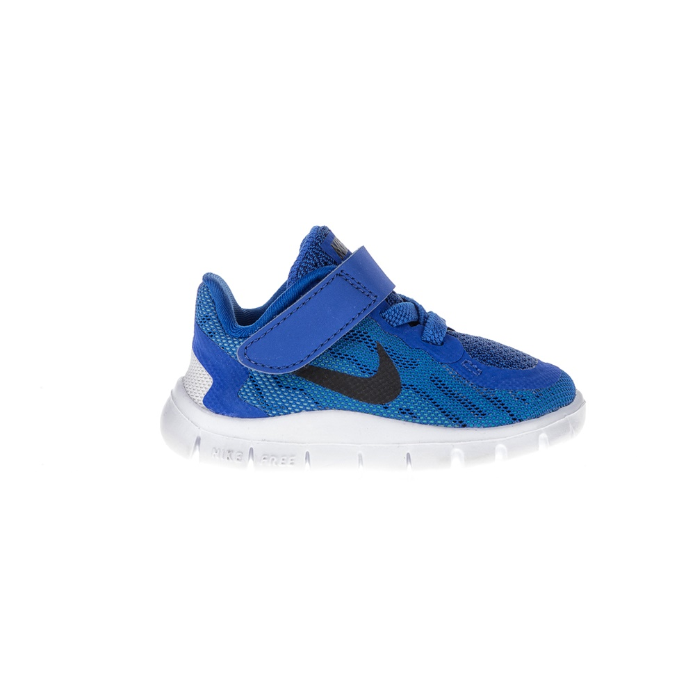 NIKE – Βρεφικό παπούτσι NIKE FREE 5 μπλε