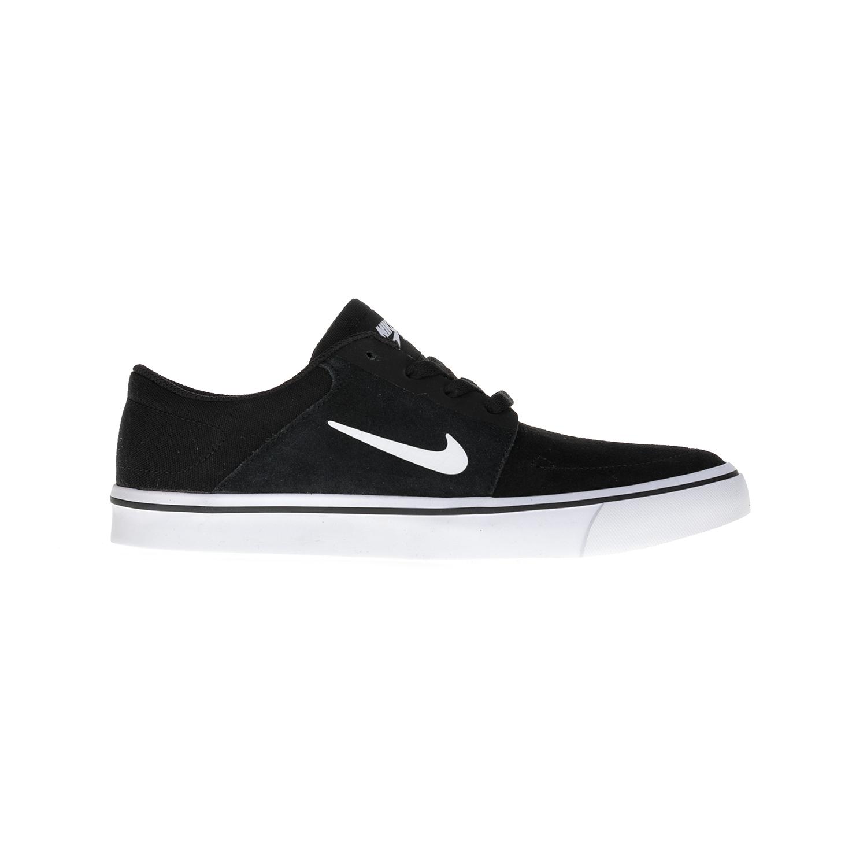 NIKE – Παιδικά παπούτσια NIKE SB PORTMORE μαύρα