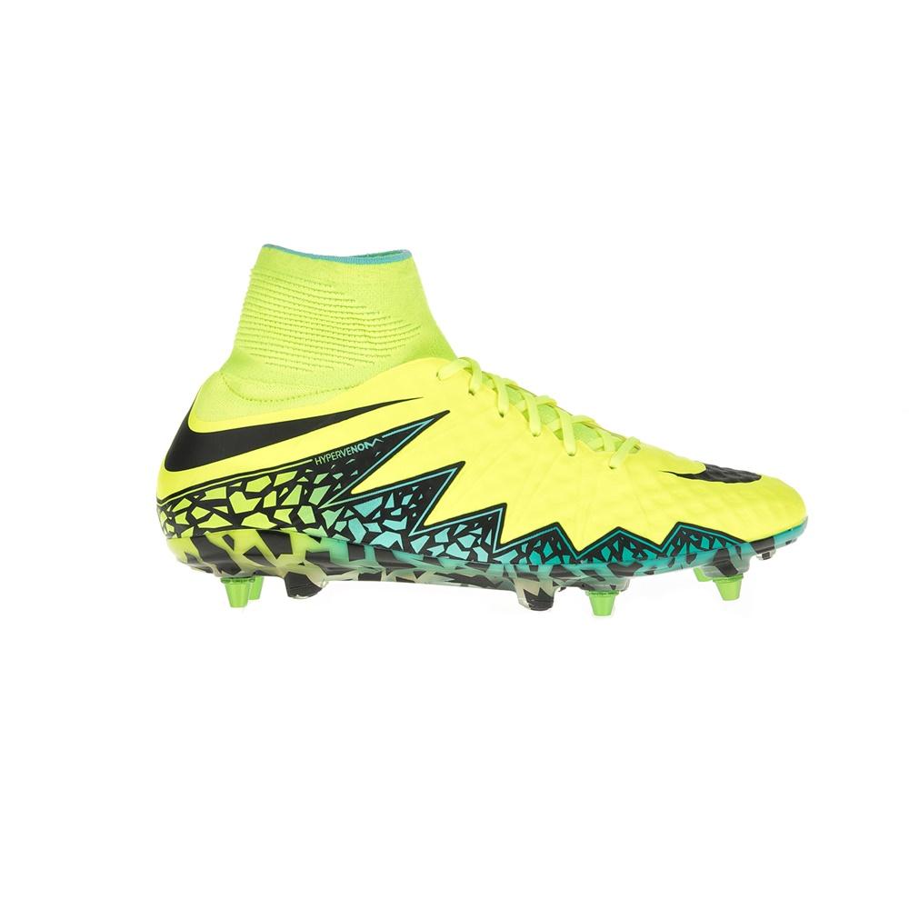 NIKE – Ανδρικά παπούτσια NIKE HYPERVENOM PHANTOM II SG-PRO κίτρινα