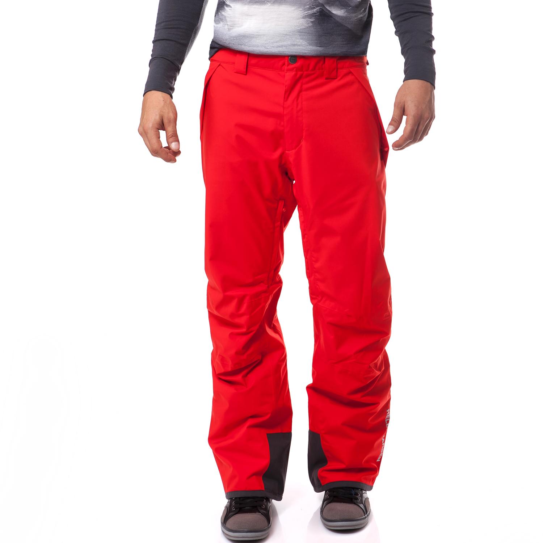 HELLY HANSEN - Ανδρικό παντελόνι σκι Helly Hansen κόκκινο ανδρικά ρούχα αθλητικά φόρμες