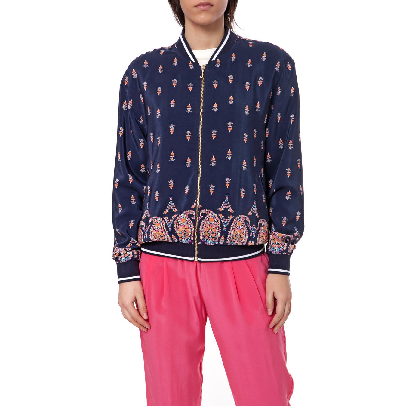 JUICY COUTURE – Γυναικείο μπουφάν Juicy Couture μπλε
