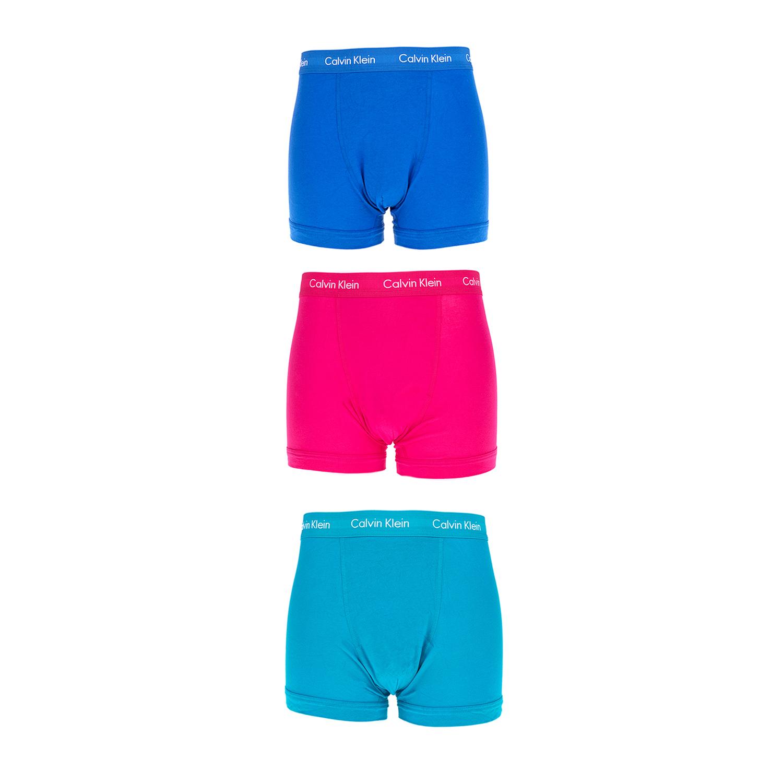 CK UNDERWEAR - Ανδρικό σετ σλιπ Calvin Klein ανδρικά ρούχα εσώρουχα μπόξερ